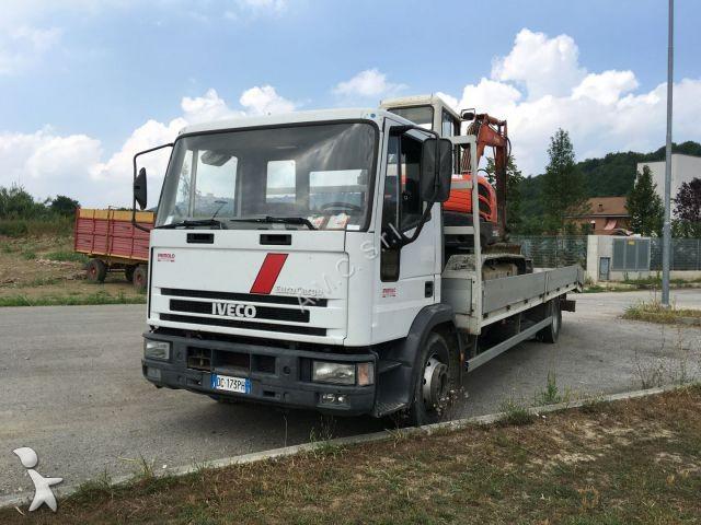 camion iveco fourgon 120e23 gazoil euro 2 occasion n 1909433. Black Bedroom Furniture Sets. Home Design Ideas