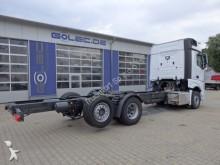 ciężarówka Mercedes podwozie ACTROS 2558 L 6X2 Euro6 Fahrgestell BDF Luft 6x2 Olej napędowy Euro 6 nowe - n°1910987 - Zdjęcie 5