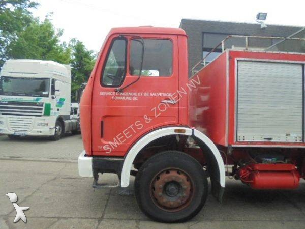 camion mercedes pompiers 4x2 gazoil occasion n 2037473. Black Bedroom Furniture Sets. Home Design Ideas
