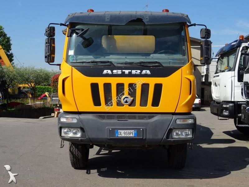 Camion astra calcestruzzo rotore mescolatore hd8 for Effretti usato