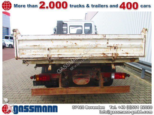camion iveco ben trilaterala eurocargo ml80e15 4x2. Black Bedroom Furniture Sets. Home Design Ideas