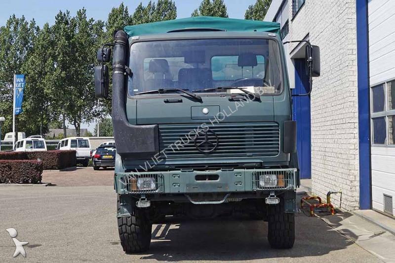used mercedes other trucks 2028a 6x6 diesel n 2158197. Black Bedroom Furniture Sets. Home Design Ideas