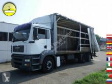Voir les photos Camion MAN TGA 26.350 6x2-2 LL Kran Atlas 165.2E- A3 Edscha