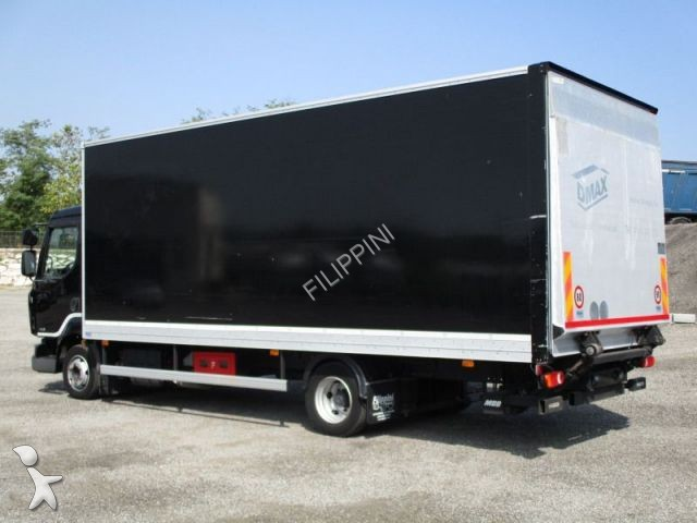 camion renault fourgon midlum 180 dxi euro 5 occasion n 2238096. Black Bedroom Furniture Sets. Home Design Ideas