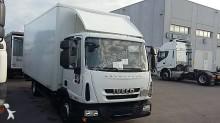 camión Iveco furgón Eurocargo ML 75 E 19 P 4x2 Diesel Euro 6 rampa elevadora trasera usado - n°2245261 - Foto 5