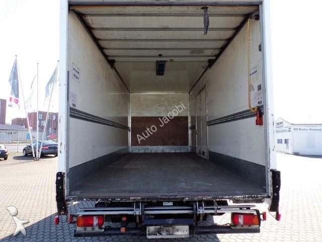 gebrauchter man kastenwagen tgl bl koffer rolltor lbwd eur 5 diesel euro 5 n. Black Bedroom Furniture Sets. Home Design Ideas