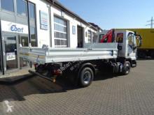 Voir les photos Camion Iveco Eurocargo ML80E22 Kipper + Kran Fassi F40 +Funk
