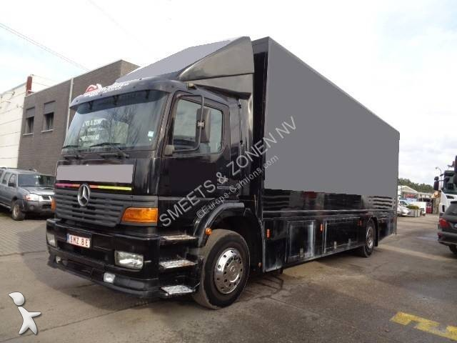 camion mercedes fourgon atego 1828 4x2 gazoil euro 2 occasion n 2524549. Black Bedroom Furniture Sets. Home Design Ideas