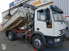 Voir les photos Camion Iveco 120E18 3S. Meiller Kran 4m=1.8t 5.+6.Steuerkreis