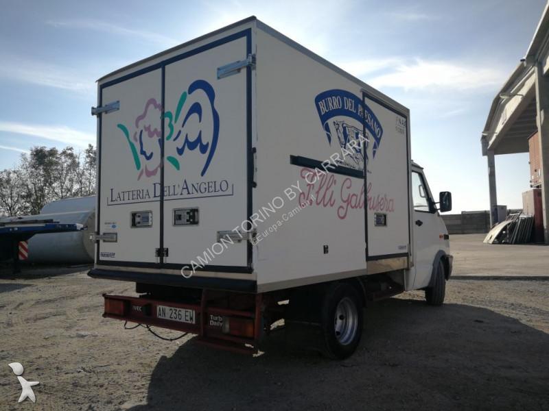Camion Iveco Frigorifico Daily 35e10 Fap Euro 5 Cella Frigo Atp