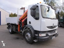 camion Renault benne Midlum 220 DXI 4x2 Gazoil Euro 4 occasion - n°2976943 - Photo 5