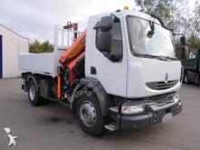 used Renault Midlum tipper truck 220 DXI 4x2 Diesel Euro 4 - n°2976943 - Picture 5