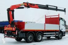 Zobaczyć zdjęcia Ciężarówka Mercedes ACTROS 2540 / 6x2 /CRANE PALFINGER PK23002 /