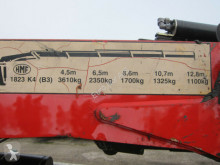 Voir les photos Camion Scania R420 6x2*4 Tipper / Crane HMF1823K4 Euro 4