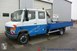 Voir les photos Camion Mercedes Vario 814 D Vario Doka 6-Sitze Kran 1.9 to.