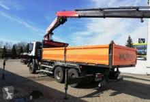 Zobaczyć zdjęcia Ciężarówka Iveco Trakker 360 6x4 FASSI 455 AXP 28 EURO 4 TIPPER
