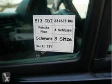 Voir les photos Véhicule utilitaire Mercedes II Pritsche Plane 513 CDI