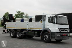 View images Mercedes AXOR 2633 /6x4/ CRANE HIAB 166 / REMOTE truck