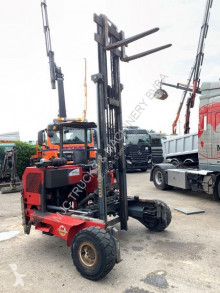 Voir les photos Camion Scania 94G-310 + MOFFET KOOIAAP FORKLIFT - *515.000km* - BDF CHASSIS - DOUBLE WHEELS - FR TRUCK - TOP CONDITION