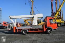 View images Mercedes 815 **Bison TKA 22 KS** 22 m truck