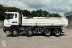 Voir les photos Camion Scania G 450 CB, 8x4, nur 95 Tkm., Bordmatik, Retarder!