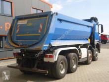 View images Mercedes 4145 8x6 EURO6 Muldenkipper TOP! truck