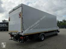Voir les photos Camion Mercedes Atego 1018 / Ladebordwand / NEUE PLANE