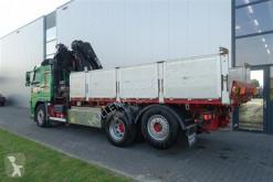 Voir les photos Camion Volvo FM440 6X2 HIAB 244-E6 STEERING AXLE EURO 5