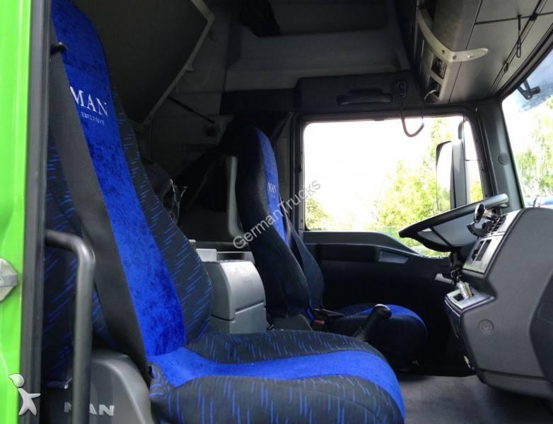 Camion MAN rideaux coulissants (plsc) TGL 12.220 4x2 Gazoil Euro 5 ...