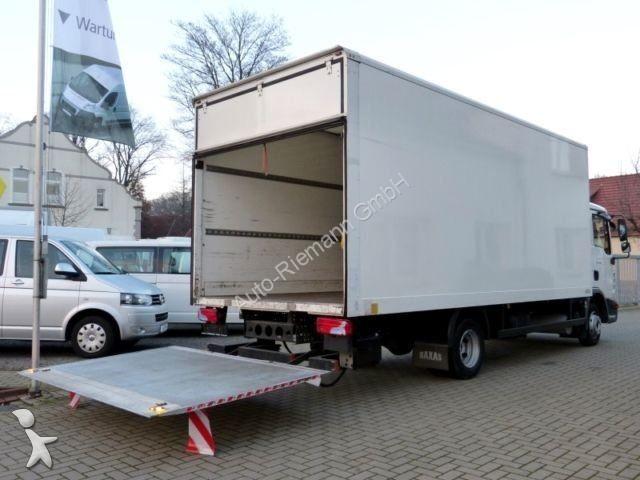 gebrauchter man tgl kastenwagen koffer mit lbw diesel euro 5 ladeklappe n 907316. Black Bedroom Furniture Sets. Home Design Ideas