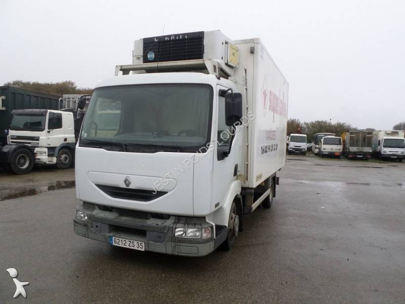 camion renault frigo midlum 150 4x2 gazoil euro 3 occasion n 1496338. Black Bedroom Furniture Sets. Home Design Ideas