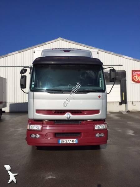 camion b u00e9taill u00e8re occasion renault premium 270 gazoil