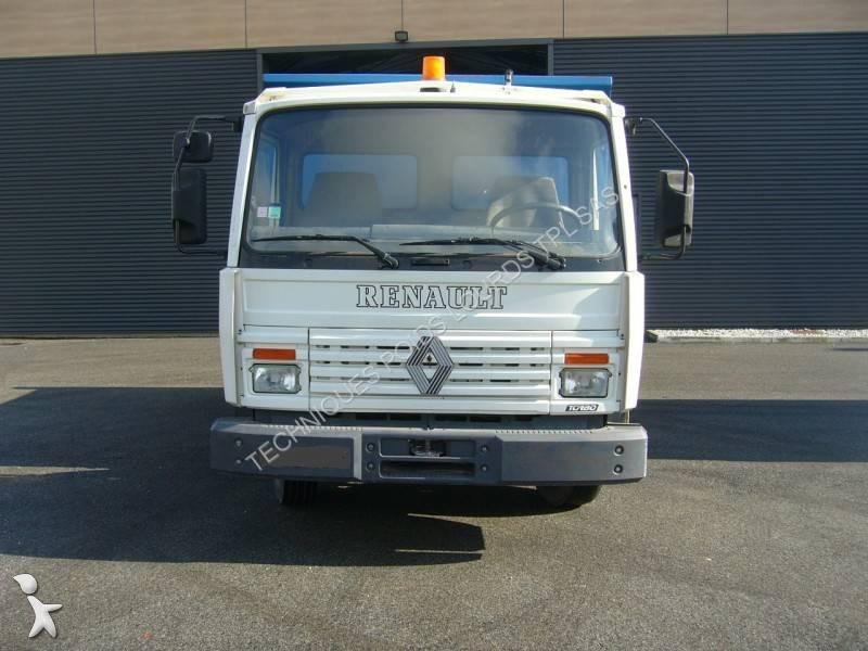 camion renault benne tp midliner s 150 gazoil euro 0. Black Bedroom Furniture Sets. Home Design Ideas