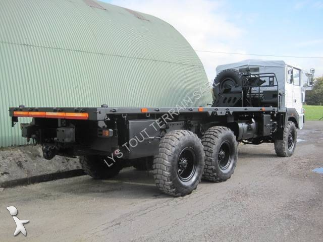 camion renault plateau standard trm 10000 6x6 gazoil euro 1 occasion n 1790814. Black Bedroom Furniture Sets. Home Design Ideas