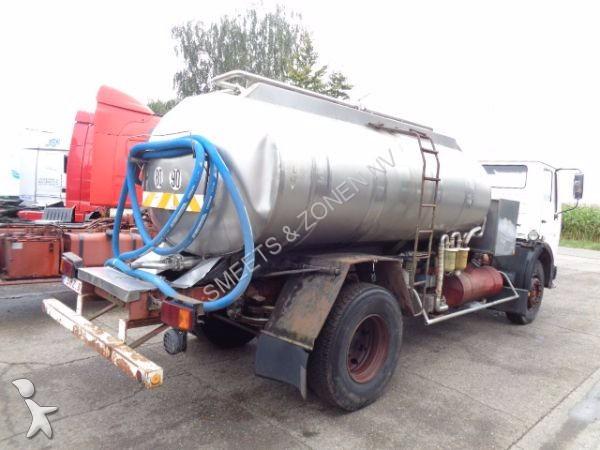 Camion mercedes citerne alimentaire 1922 milch milk lait for Camion citerne eau remplissage piscine