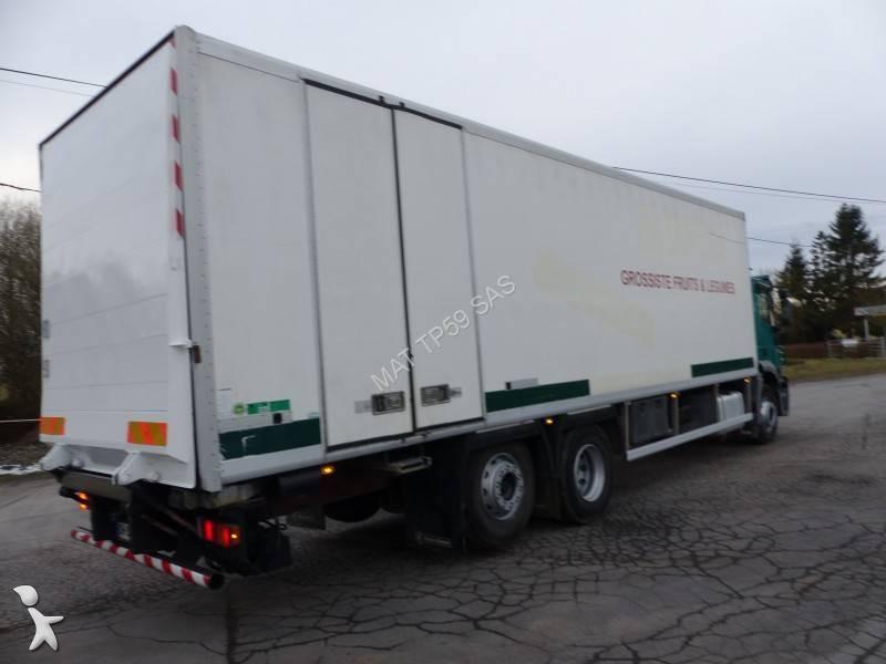 camion iveco frigo carrier stralis 310 4x2 euro 3 occasion n 1887124. Black Bedroom Furniture Sets. Home Design Ideas