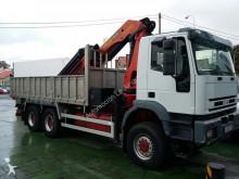 camión Iveco Trakker 260E35 6X6