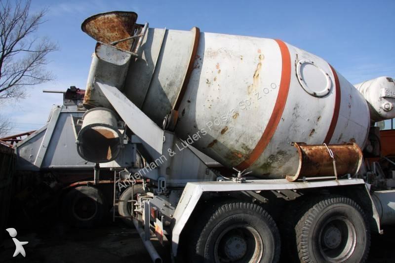 Camion b ton toupie malaxeur occasion steyr nc annonce - Camion toupie beton ...