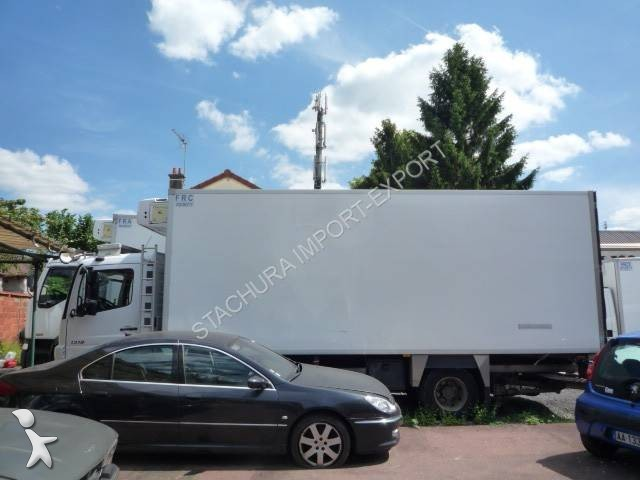 camion frigo occasion mercedes atego 1318 gazoil hayon annonce n 2186054. Black Bedroom Furniture Sets. Home Design Ideas