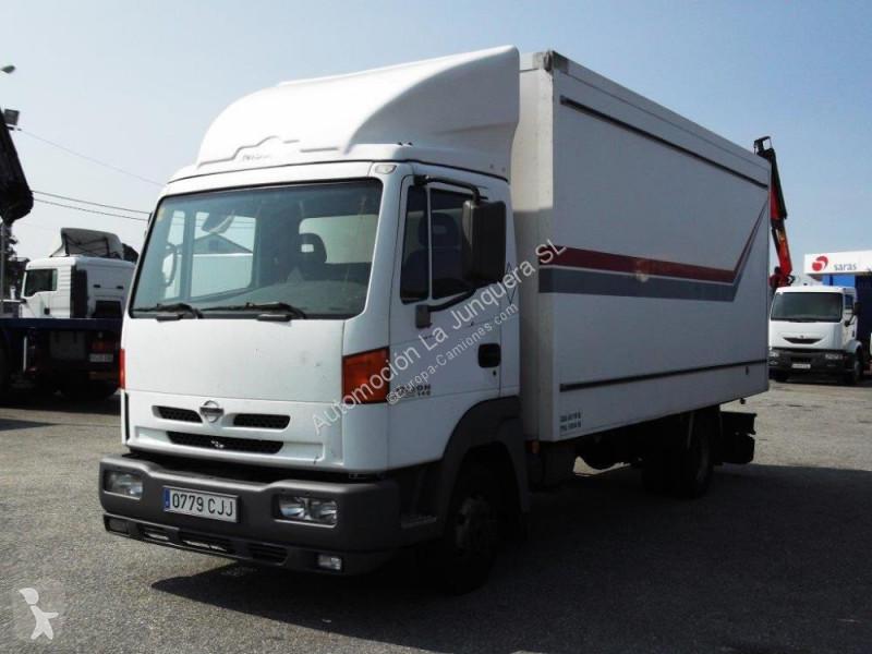 camion nissan furgone atleon 140 usato n 2201095. Black Bedroom Furniture Sets. Home Design Ideas
