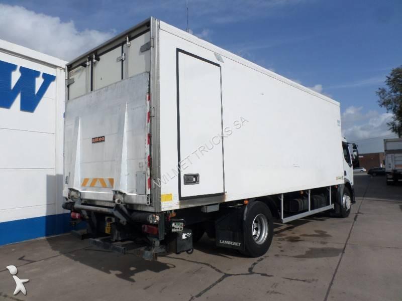 camion renault frigo carrier premium 270 dci gazoil euro 3 hayon occasion n 2237543. Black Bedroom Furniture Sets. Home Design Ideas