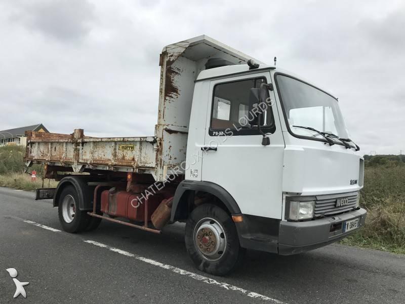 camion iveco tri benne marrel zeta 4x2 gazoil euro 0 occasion n 2257771. Black Bedroom Furniture Sets. Home Design Ideas