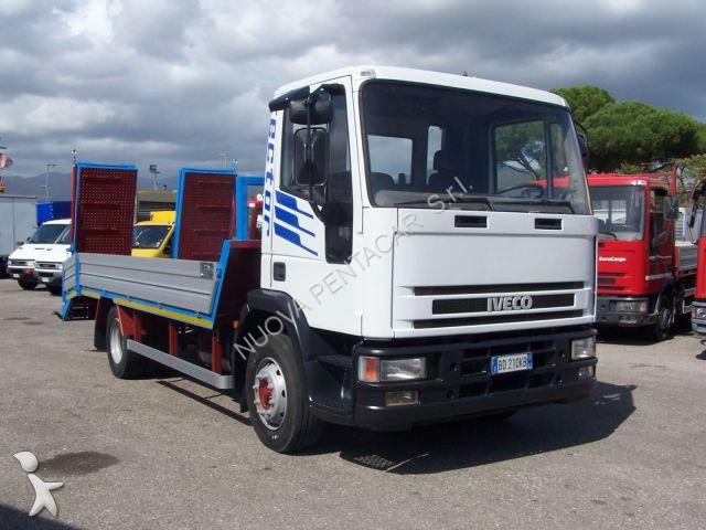 camion iveco plateau standard 120e18 occasion n 2262814. Black Bedroom Furniture Sets. Home Design Ideas