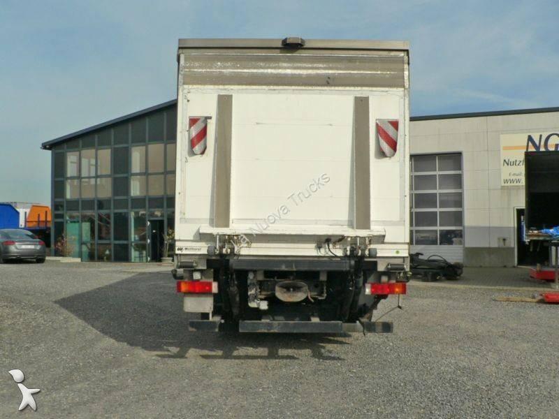 camion iveco frigo carrier mono temp rature stralis ad 260. Black Bedroom Furniture Sets. Home Design Ideas