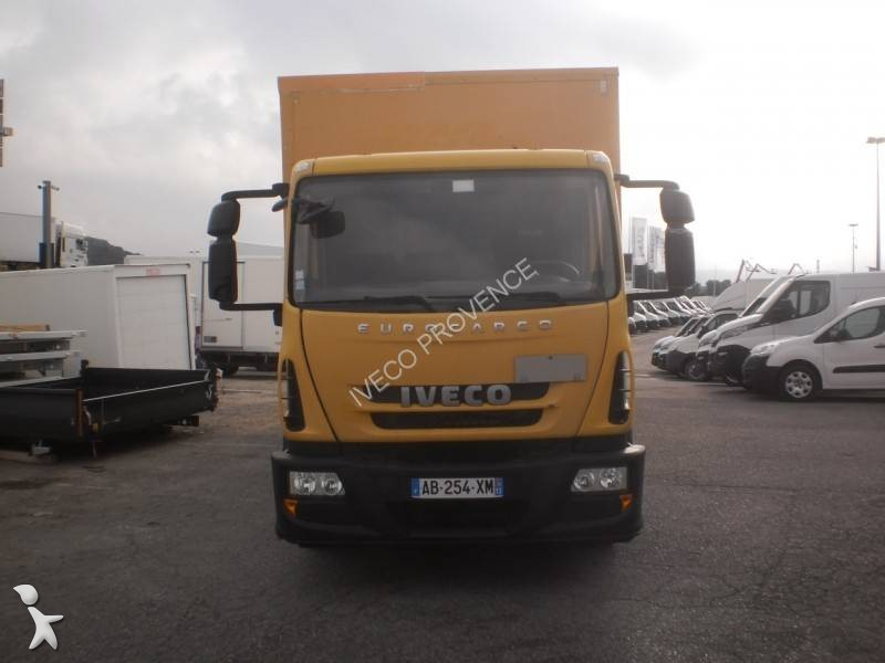 camion iveco fourgon polyfond occasion iveco provence. Black Bedroom Furniture Sets. Home Design Ideas