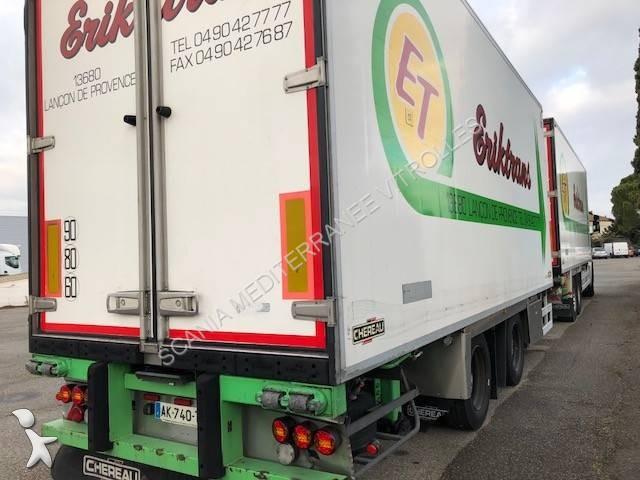 Camion scania frigo thermoking mono temp rature r 560 6x2 - Temperature du frigo ...