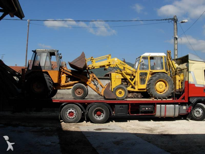 camion scania porte engins l 114l340 6x2 occasion n 255502. Black Bedroom Furniture Sets. Home Design Ideas