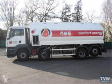 Voir les photos Camion MAN ADR Fuel Truck - REF 79
