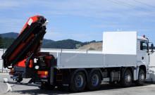 View images MAN TGA 35.430 Kipper 7,50m + Kran /8x4! truck