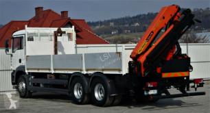 View images MAN TGA 26.310 Pritshe 7,00m + Kran !!! truck
